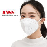 Professional Manufacture Pm2.5 Air Filtered 5 Ply Civil Kn-95 Face Mask Respirator
