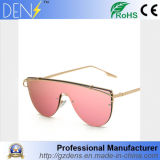 Wholesale Women Sport Metal Sun Glasses Polarized Mirror Sunglasses