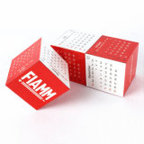 Promotional Gifts Builder New Toy 5cm Calendar Magic Cube