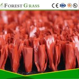 High Density Red Tennis Court Artificial Grass Synthetic Turf (TT)