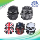 Halloween Cosplay Party Skull Mask Airsoft Paintball Full Face Mask