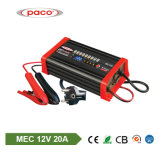 China Paco 8 Stages Rechargeable Universal Battery Charger Mec1220
