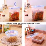 Heat-Resistant Keep Fresh BPA-Free Leakproof Food Container Borosilicate Glass Box Container