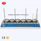 Lab Six-Joint Hotplate Magnetic Stirrer Heater for Heating Reaction