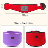 Electric Heating Waist Belts with Chinese Herbs That Warm The Uterus/Tone ABS