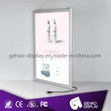 Double Sides Advertising Super Slim Aluminum LED Light Box Wholesale