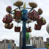 Professional Flying Tower Outdoor Entertainment Equipment Playground Parachute Tower Amusement Park Rides