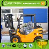 Huahe 2.5 Ton Cheap Mini Diesel Forklift for Sale