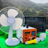 Pay as You Go Portable Solar Lighting Kits off Grid Solar PV Power Energy System Home Built-in Inverter Controller Battery with Radio/ MP3 Card Reader Speaker