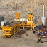 Modular Structure Asphalt Batch Mix Plant for Sale