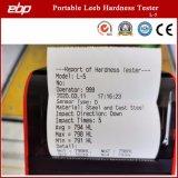 Color Screen Digital Portable Leeb Hardness Testing Machine