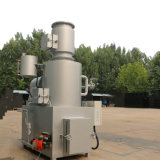 Small Incinerator Garbage Disposal PCB Scrap Treatment E Waste Recycling Equipment