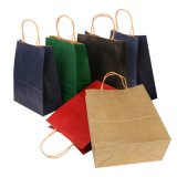 Cheap Brown Kraft Paper Bag for Clothing/Gift/Food/Packaging