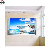 High Resolution P3 P4 P5 P6 LED Fixed Display Screen Panel Advertising Usage