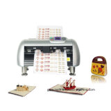 13 Inches Arms Auto-Feeding A3/A4 Sheets Cutting Plotter