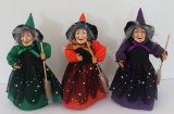 Witches Halloween Ester Decoration