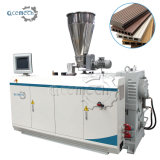 Plastic PVC/WPC (PE/PP wood) Window Decking Profile/Ceiling/ Door Board/Wall Panel/Edge Banding/Sheet Extrusion Extruding Machine Production Line