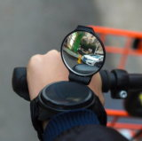 Customized Bike Rear View Mirror Watch for Bicycle with OEM Brand