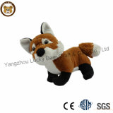 Factory Outlets Soft Fuzzy Fox Toy with Good Price