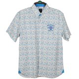 Men′s Shirt Printed Cotton Casual