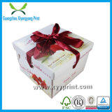 Wholesale Fashionable Paper Wedding Invitation Box with Print