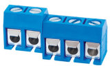 RoHS UL VDE Approved Electric PCB Terminal Block (WJ301R)