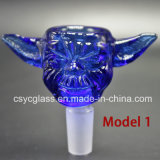 6 Model 14/18 Male Female Colorful Glass Bowls