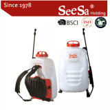 Shixia Seesa 16L High Quality Wholesale Agriculture Machinery Electric/Battery Backpack/Knapsack Pump Sprayer (SX-MD16H)