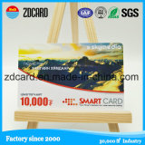 Excellent Plastic Gift Card Printing PVC Reward Card with Factory Price