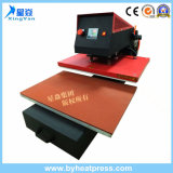 Pneumatic Single Station Textile Heat Press Machine
