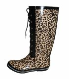 Ladies′ Decorative Lace Wellies