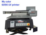 Mycolor 6090 Inkjet Desktop Mini Inkjet PVC Card Printer Price with Double Heads
