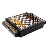 Exquisite Rhodium Plated&#160 Chess Set