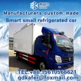 4.2minsulated Van Box Truck Food and Beverage Insulated Logistics Vehicle