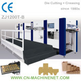 Zj1200tb Automatic Carton Paper Cutter, Higher Cutting Precision Than Rotary Cutter