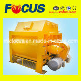 Top Quality Sicoma Technology-Js500, Js750, Js1000, Js1500, Js2000 Twin Shaft Concrete Mixer