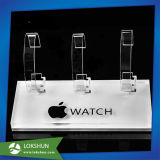 Custom Clear and Transparent Wall Mounted Acrylic Watch Display