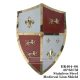 Medieval Shields Wall Hangings 46*63cm HK404-06