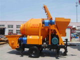 Used Transmission Diesel Portable Concrete Mixer Truck and Hydraulic Pump