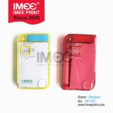 Imee Custom Logo Printing Pen Calendar Ruler Notepad 4 in 1 Combo Memopad Office Supply