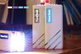 Battery Charge LED Color Changing Power Bank 10000mAh Computer Power Supply