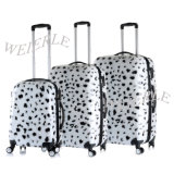 New Material Hot Sale Cheap PC Trolley Travel Luggage