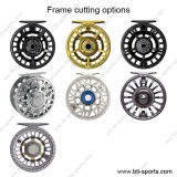 Wholesale Customer Fly Reel Service CNC Machine Fly Fishing Saltwater Waterproof Fly Reels