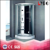 K-7047 Factory Temper fashion Modern Steam Shower Room with Foot Massage, Mini Steam