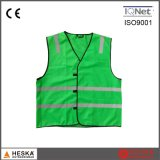 Wholesale Reflective Green Road Safety Vest