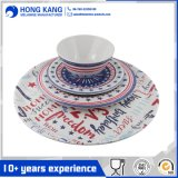 Eco-Friendly Tableware Melamine Dinner Set