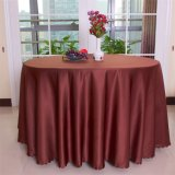 Hot Sale Factory Selling Cheap Polyester Round Table Cloth