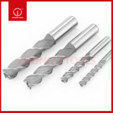HSS 3 Flutes Extended Edge Milling Cutters