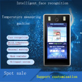 Non-Contact Infrared Face Recognition Scan Thermometer Camera System Bring Support