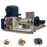 Double Screw Extrusion Wet Dry Pet Food Dog Production Line Floating Fish Feed Snack Food Making Machinery